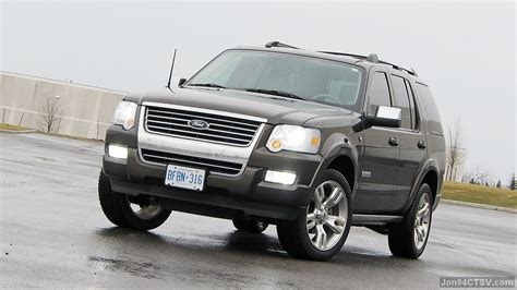 books on how cars work 2008 ford explorer electronic valve timing jon04ctsv 2008 ford explorer specs photos modification info at cardomain