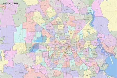 printable zip code map houston tx search results for houston zip code map printable