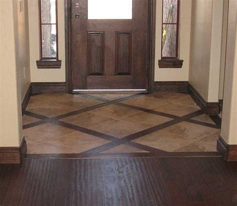 mudroom floor ideas entryway flooring ideas