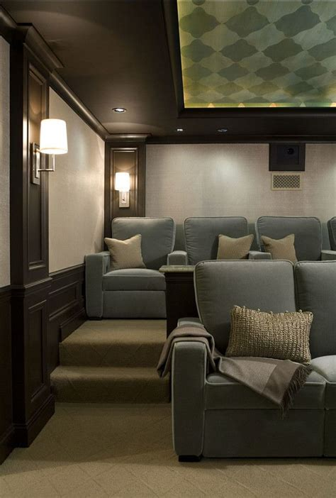 media room couches leather home theater furniture media room project lights on the ceiling home interior