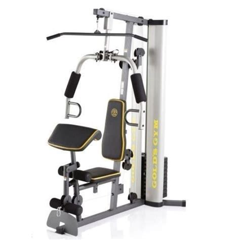 golds home xr 55 workout total fitness