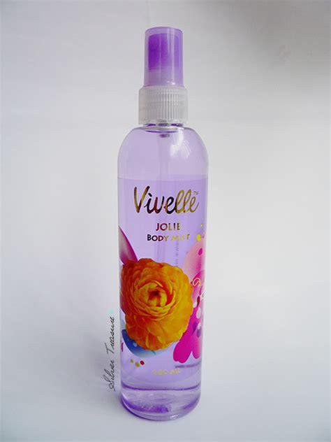 Parfum Vivelle vivelle mist silver treasure on a