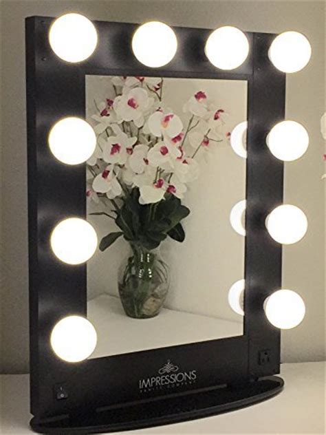 countertop makeup mirrors with light countertop vanity makeup mirrors with lights led