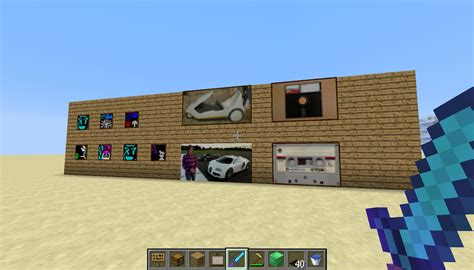 Painting Minecraft by Custom Paintings With A Resource Pack Resource Pack