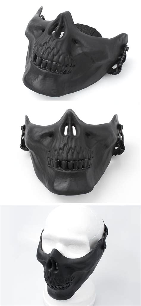 Diskon M03 Cacique Soldiers Skeleton Half Mask Black Gold Bagus best 25 tactical gear ideas on edc gear edc and airsoft gear