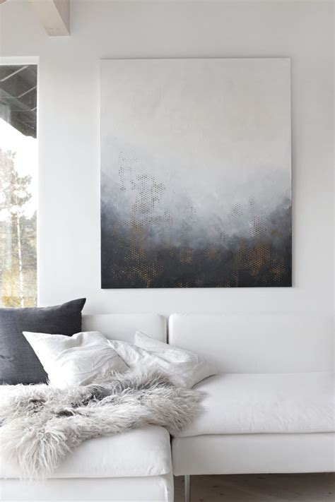 gray wall decor new art for your wall stylizimo blog gray