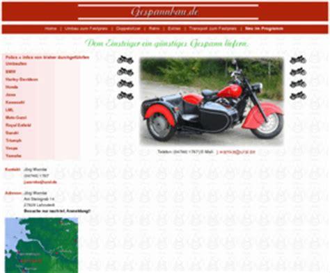 Ural Motorrad Bausatz by Nanchang Aircraft Gespannbau De Motorradgespanne