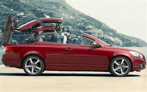 volvo  convertible pricing  sale edmunds