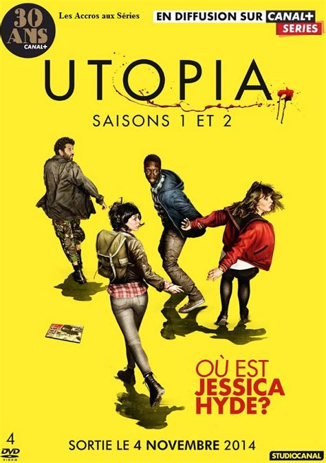 h 86 supplement utopia les accros aux s 233 ries
