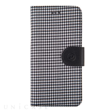 Melkco Pu Western Series For Apple Iphone 6 5 5 iphone6s plus 6 plus ケース pu western series diary black checked melkco iphoneケースは unicase