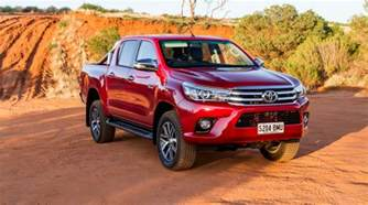 2017 Toyota Hilux 2017 Toyota Hilux Sr5 Cab 4x4 Manual Review