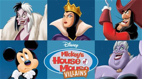 mickey s house of villains roberts gannaway movies on netflix allflicks