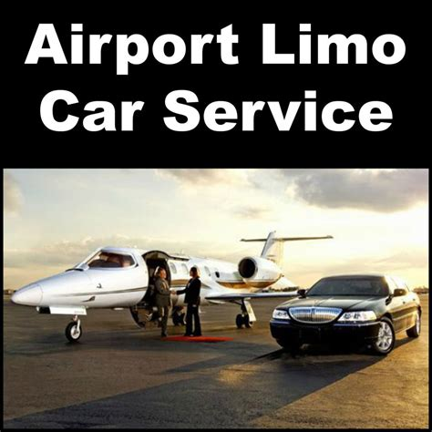 airport limo car service  dj limousines