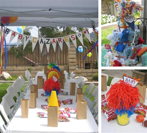 Football Baby Shower Ideas by April 2014 Best Baby Decoration