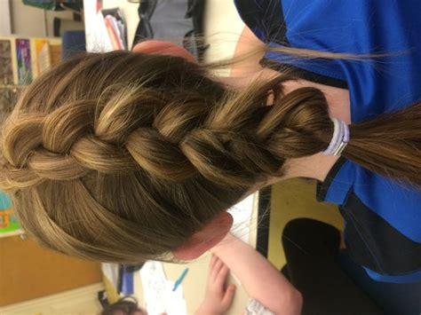 hair plait with chopstick plaiting hair using chopsticks how to chop stick cage