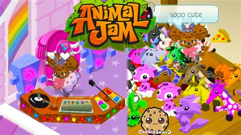 Cookies Fans cookieswirlc animal jam play with cookie fans