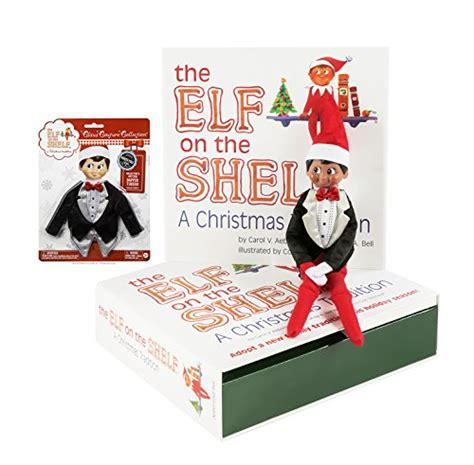 elf on the shelf brown eyed boy light skin elf on the shelf boy scout elf brown eyed with