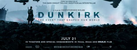 where was the film dunkirk made dunkirk has a new imax poster bleeding cool news and