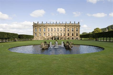 chatsworth house chatsworth house and paddock house farm holiday cottages
