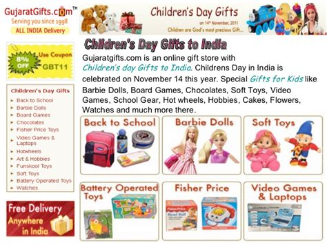 send children s day gifts to india online gifts to india