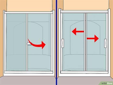 montare un box doccia 5 modi per montare un box doccia wikihow