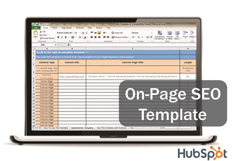 Seo Templates free on page seo template