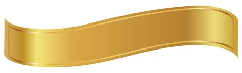 ribbon png ribbons and gold on pinterest gold banner png clipart image banners pinterest