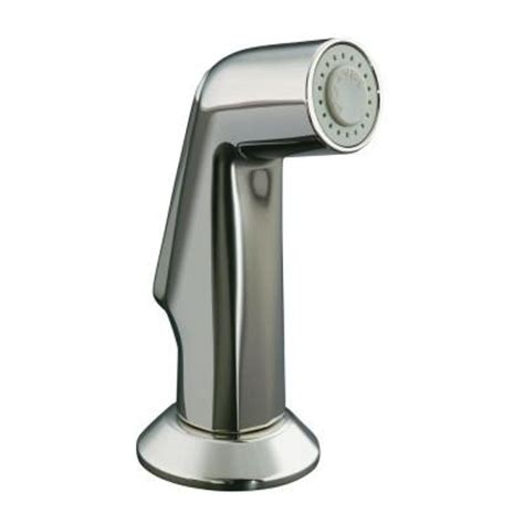 kohler kitchen faucet sidesprayer in chrome gp1021724 cp
