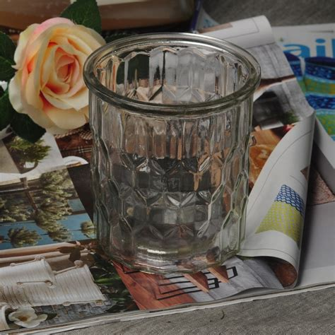Handmade Products Wholesale - wholesale clear handmade glass candle holde glass