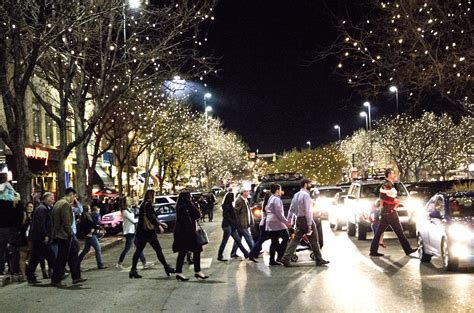 lighting stores fort collins downtown lighting ceremony illuminates town for the