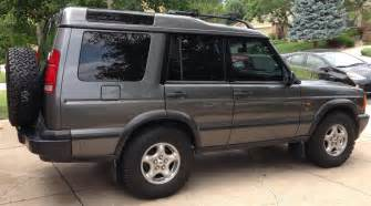 2002 land rover discovery ii pictures information and
