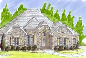 French Country Ranch House french country ranch house plans 2 story ranch house