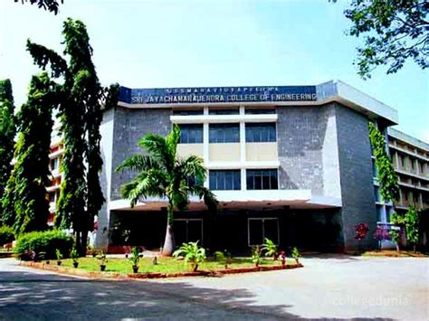 Vtu Mba College In Mysore by Sri Jayachamarajendra College Of Engineering Sjce