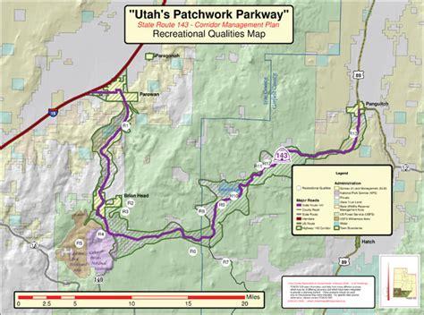 Patchwork Parkway - utah activities scenic byway 143 utah s patchwork parkway