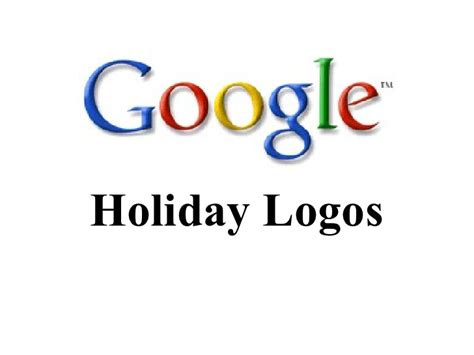google images holiday google holiday logos