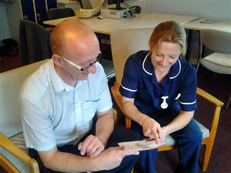 trust nurses shortlisted for top national award for