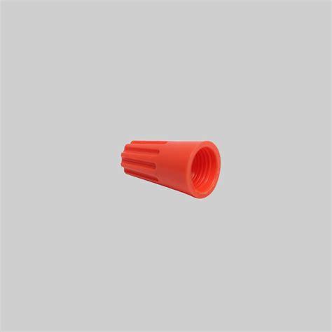 standard plumbing supply product orange on size