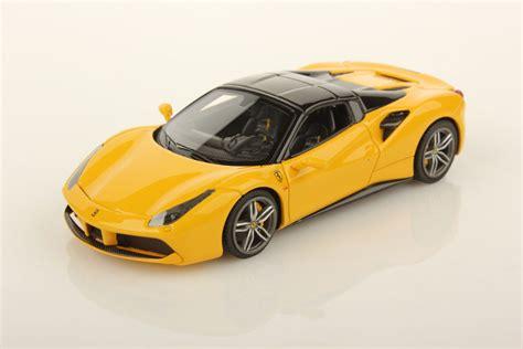Ferrari Top Model by Ferrari 488 Spider Hard Top 1 43 Looksmart Models