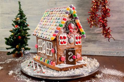 gingerbread house gingerbread house recipe nyt cooking