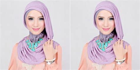tutorial hijab yg cocok untuk berkacamata tutorial hijab instant cocok untuk yang nggak suka ribet