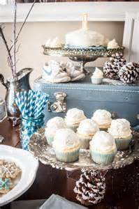 Winter onederland birthday party kara s party ideas the place for