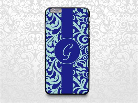 Casing Iphone X Team Instinct Blue Hardcase Custom Cover royal blue vintage pattern custom name for iphone 7 6 6s 5s 5c samsung s6 note5