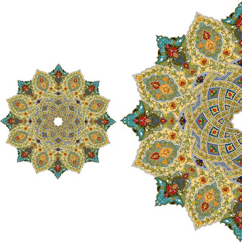 persian pattern vector persian vector art and design pinterest persian and