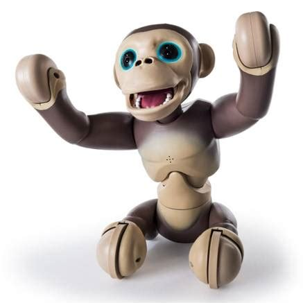 how to a zoomer playful primate zoomer chimp interactive monkey review robotic toys