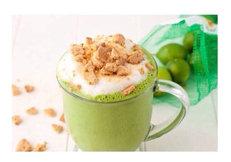 Lime Detox Smoothie by Musely