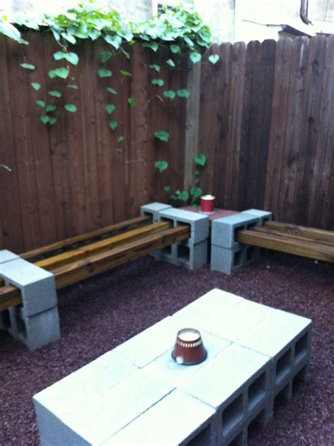 what is a bench block eric s smart pad backyards outdoor ideas and tables