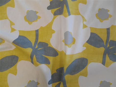 grey and yellow curtain fabric prestigious textiles bermondsey grey yellow floral 100