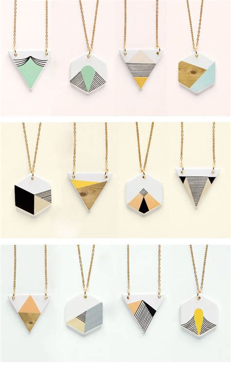 things to make jewelry 25 best ideas about diy necklace on leather