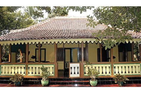 desain rumah betawi melihat lebih dekat keistimewaan rumah desain betawi