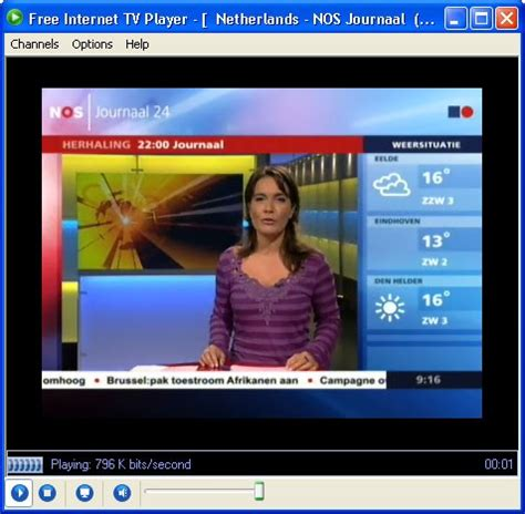 tv free free internet tv player lite 1 5 review and download